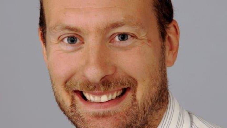 Hans Näslund, direktör tekniska kontoret och blivande fastighetsdirektör