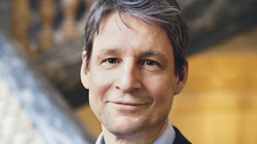 Peter Holm, blivande VD för Capio S:t Görans sjukhus