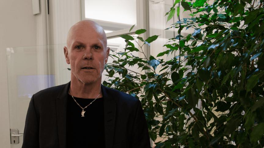 Peter Hammarin, ombudsman på fackförbundet Kommunal