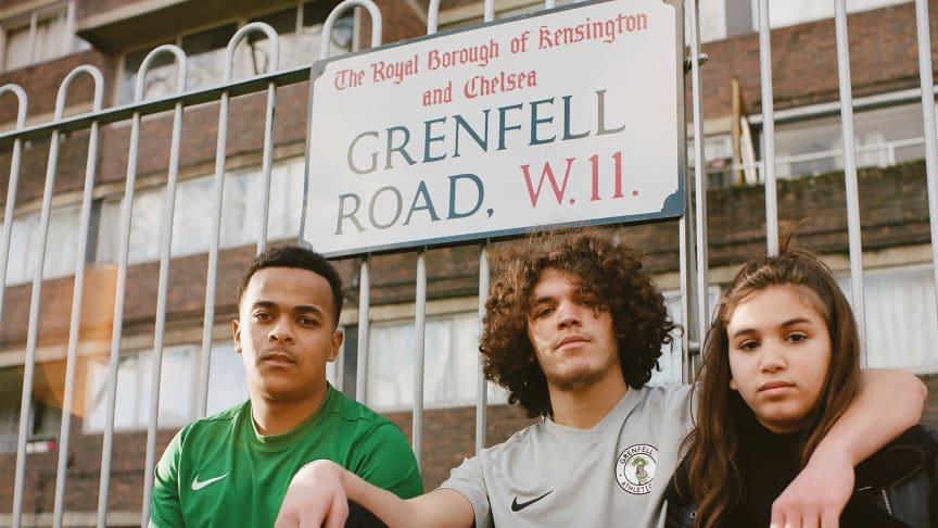 Mondelēz International and Grenfell Athletic FC Announce New Partnership