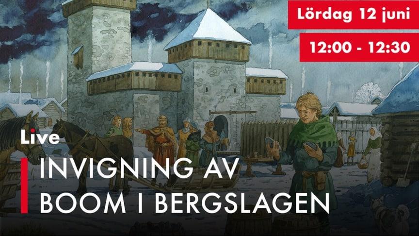 Örebro läns museum satsar på bergslagens historia i sommar
