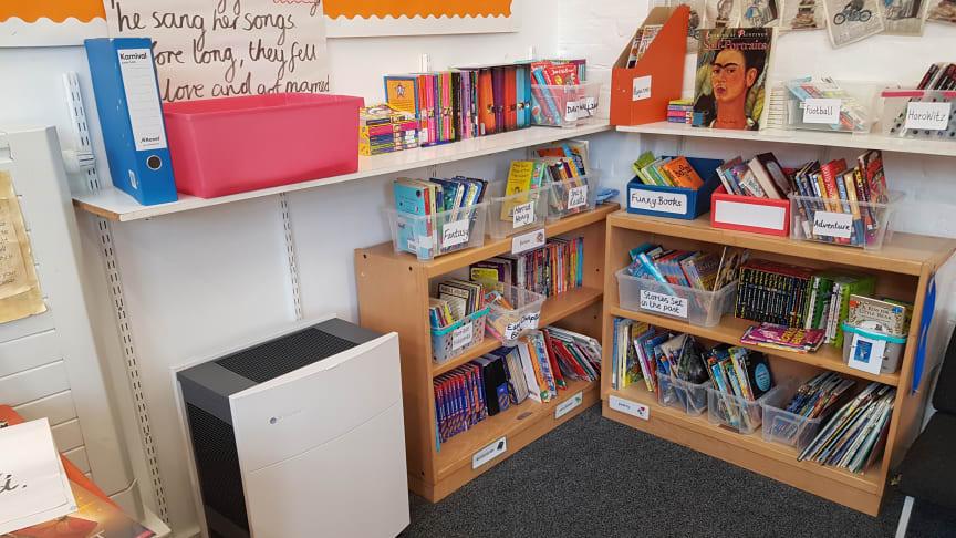 Christopher Hatton Primary School Classroom