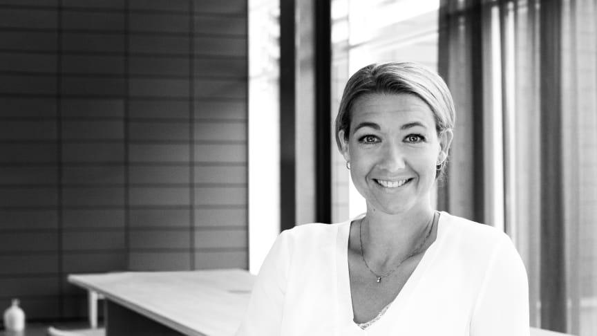 Monika Juul Henriksen, adm. direktør for Visma Bluegarden A/S
