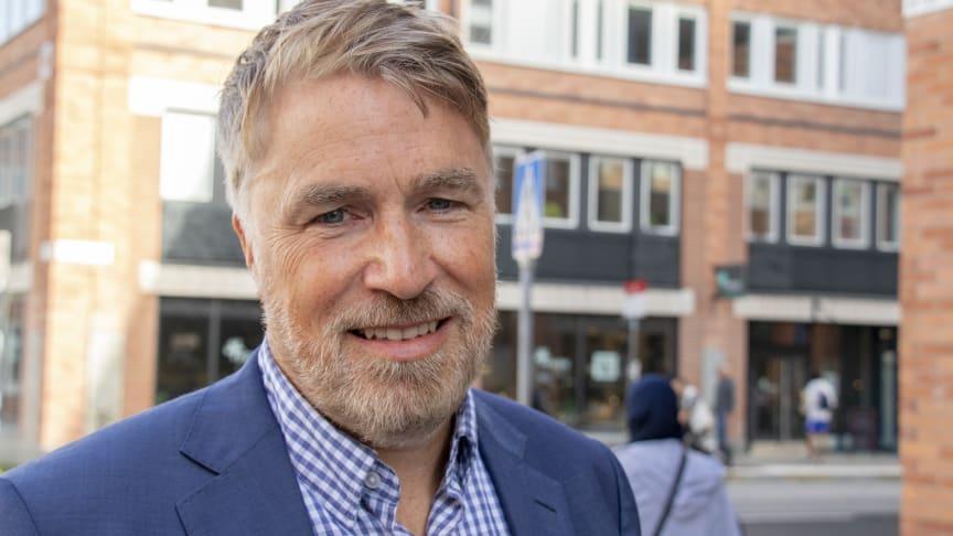 Peter Svensson, VD, Einar Mattsson Projekt AB