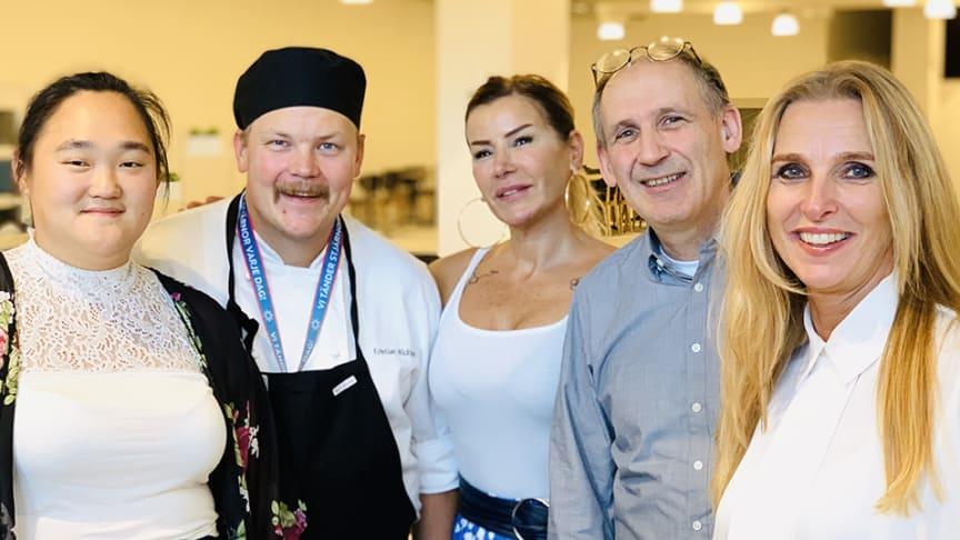 Astar Solna samarbetar med Thoren Business School och Yrkesgymnasiet