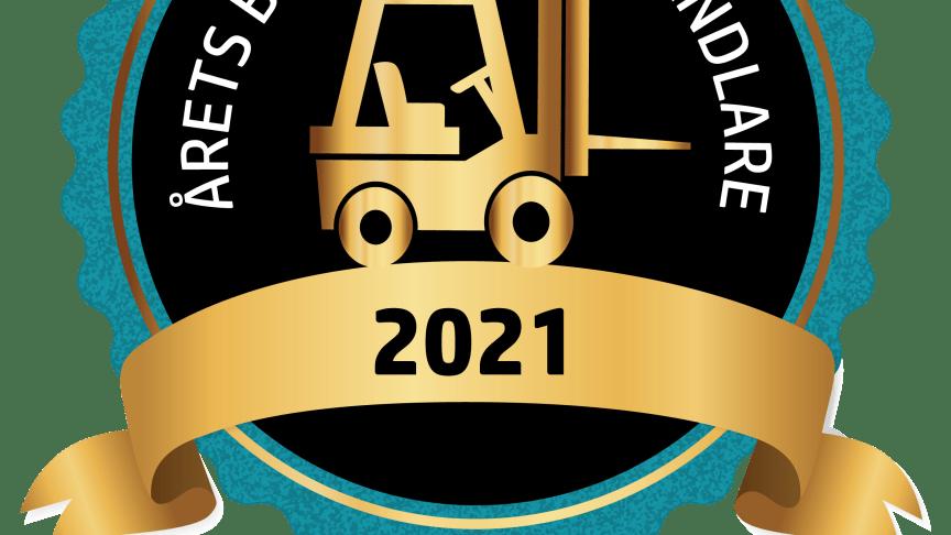 XL-BYGG tilldelas utmärkelsen Årets Byggmaterialhandlare 2021 och det nyinstiftade priset Guldtrucken