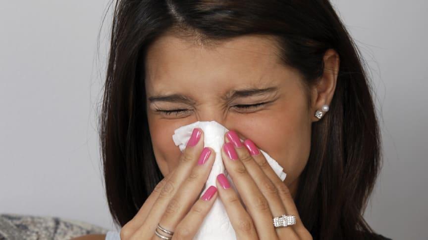 As Pollengeddon Strikes New York, Blueair Helps Provide A Sneeze-free Lifeline
