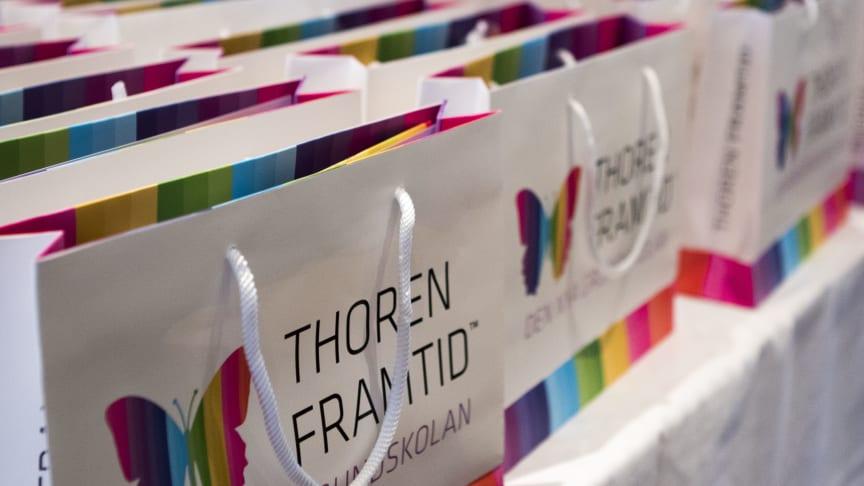 Hittills har inte mindre än tre av nio granskade skolor inom Thoren Framtid klarat sig utan anmärkning i Skolinspektionens tillsyn.