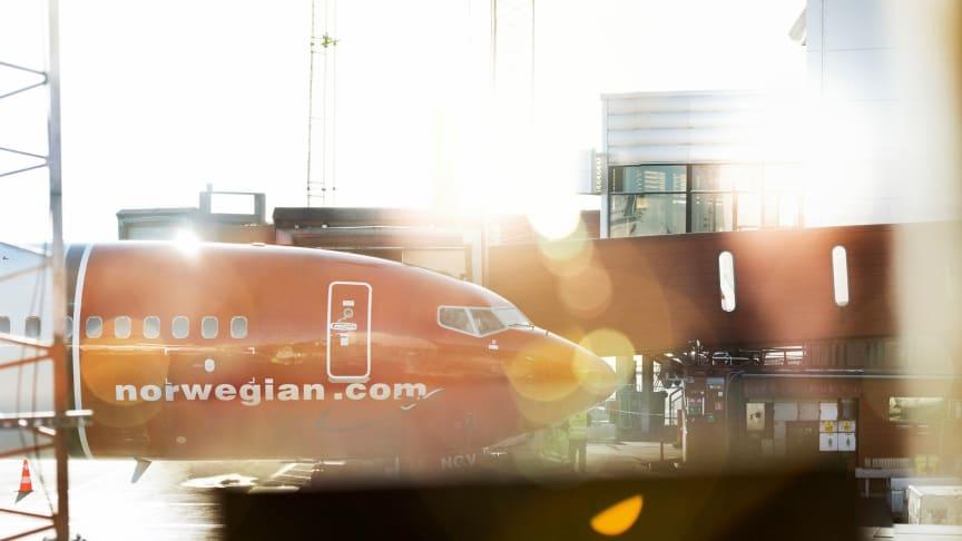 Norwegians pilot- og kabineselskaber i Sverige og Danmark begæret konkurs