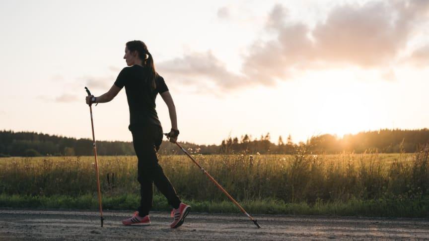 Sportive.app palvelun avulla voi löytää uusia ideoita ja innostusta omaan säännölliseen liikuntaan