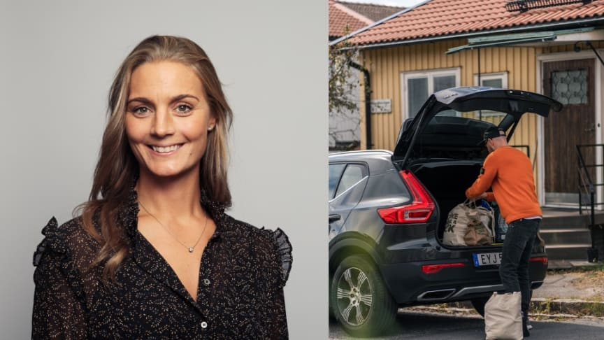 Therese Ahlström Brodowsky, CEO at M | Volvo Car Mobility Sweden