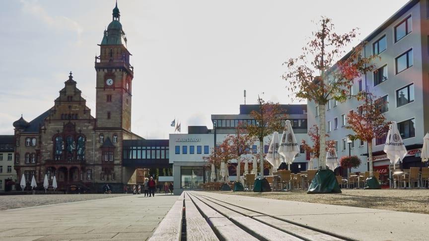 In Mönchengladbach eröffnet im Februar 2021 ein Hotel der beliebten Accor Marke Mercure.