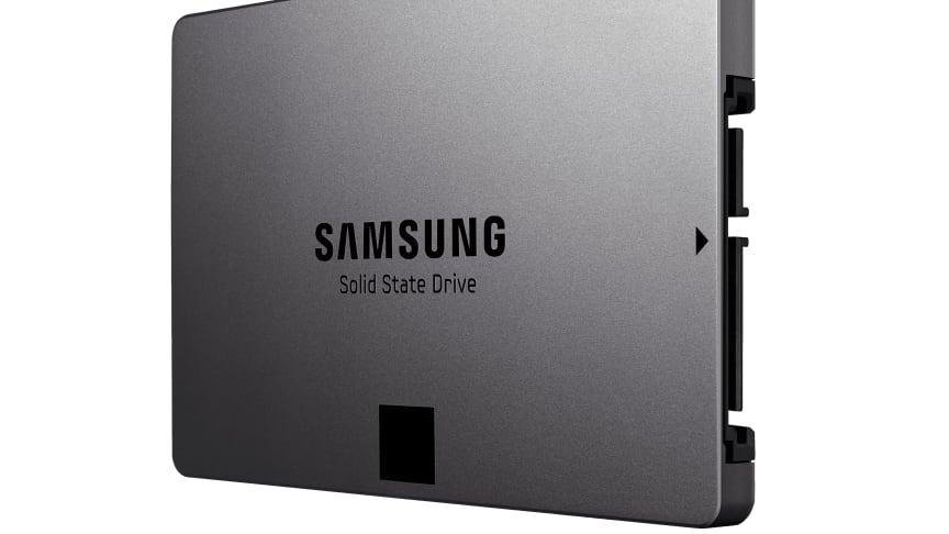 Snabb blir snabbare: Samsung presenterar SSD 840 EVO