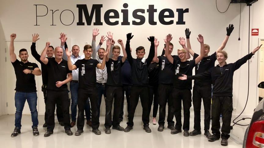 ProMeister Solutions har möjlighet att vinna kategorin Årets produkt eller tjänst på Motorgalan den 8 november.
