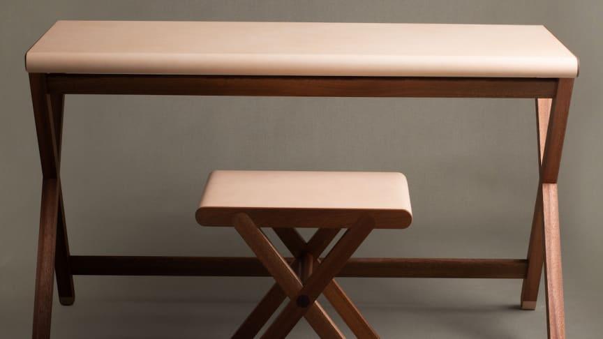 Kryssbordet, en naturlig förlängning av Krysspallen form.