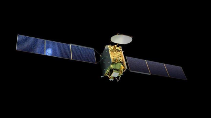 """Eutelsat Quantum, premier satellite """"universel"""", une révolution pour le marché des télécommunications"""