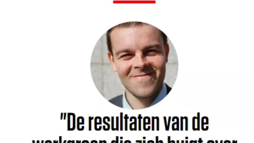 René Konings: 'We moeten fake news over 5G de wereld uithelpen'