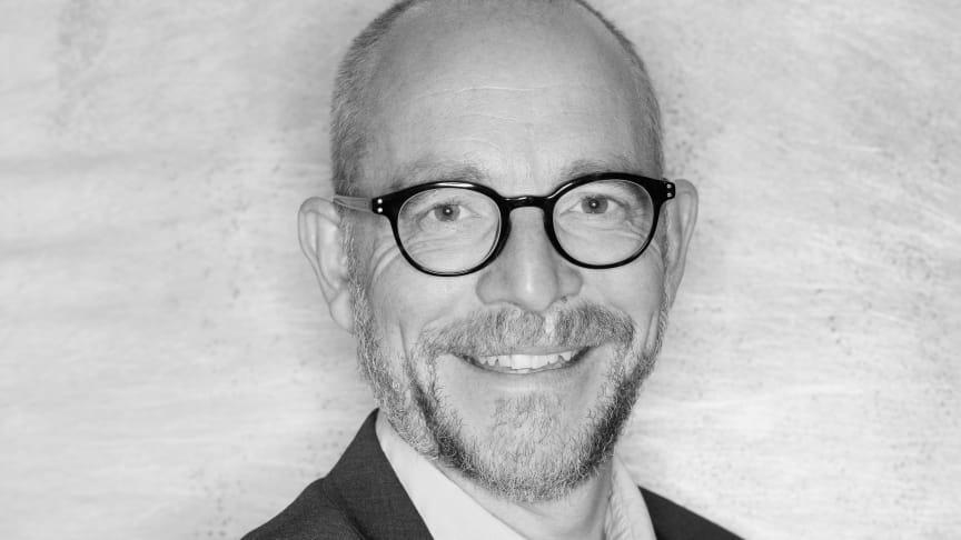 Mårten Lundberg, ny kommunikationschef på Tre
