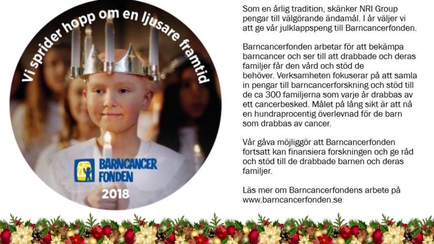 NRIs julgåva 2018