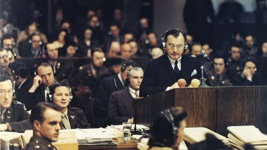 COMMENT: How international criminal justice was born in the shadow of the atomic bomb