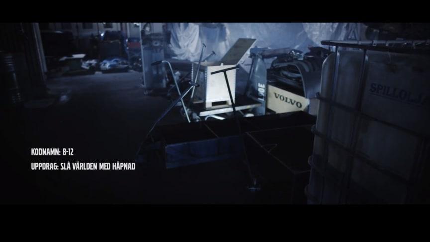 """Swecon lanserar """"Projekt B-12"""" - återförsäljare av Volvo Construction Equipment"""