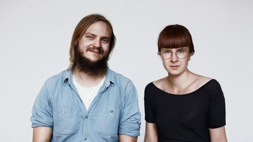 Second Sunrise – Kerstin Neumüller och Douglas Luhanko – tilldelades Kerstin Andersson Åhlins stipendium på 10 000 kr 2018.
