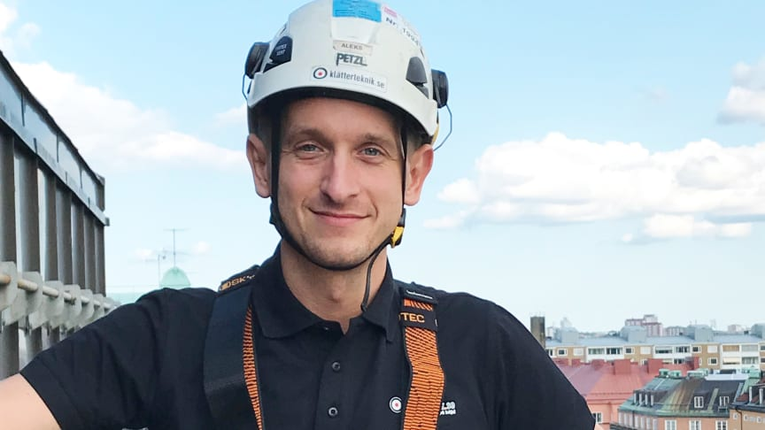 Driftchef Aleksandar Milosevic