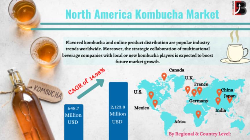 North America Kombucha Industry