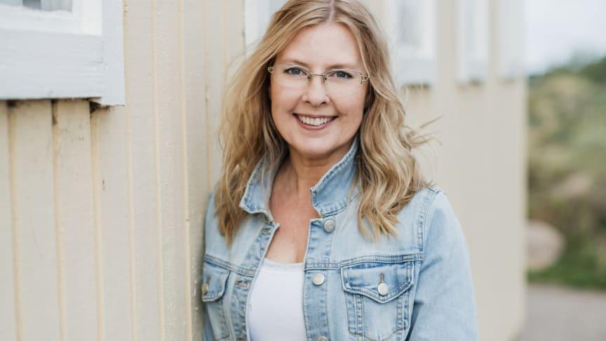 Caroline Säfstrand. Foto: Lisa Wikstrand