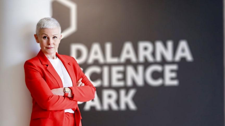 Ett levande näringsliv blir en levande region, säger Angelica Ekholm, VD Dalarna Science Park.