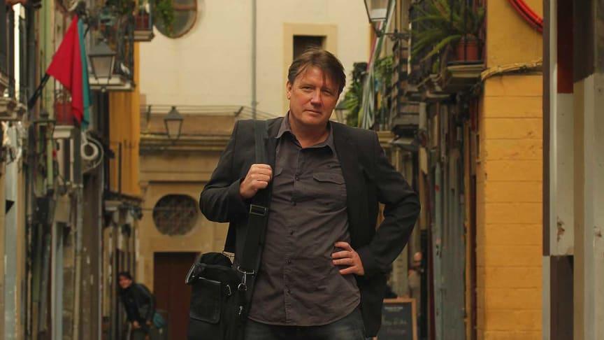 Charlie Christensen är årets EWK-prisvinnare