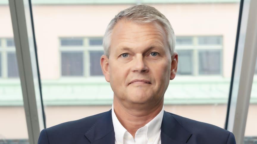 Mats Ranäng är ny gruppchef på Forsen i Göteborg