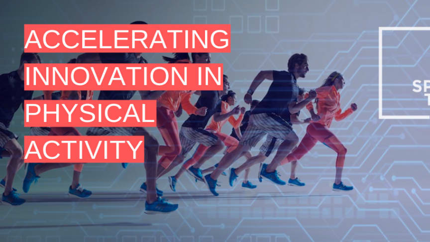 Sport Tech Hub starts latest search for new start-ups tackling inactivity