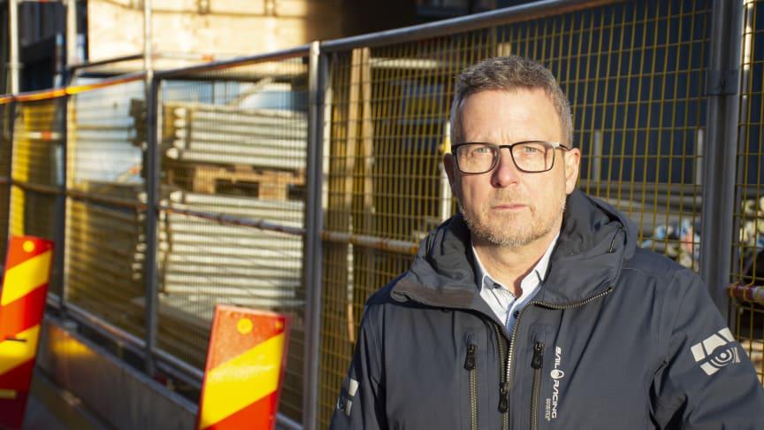 Anders Robertsson, VD Maskinentreprenörerna