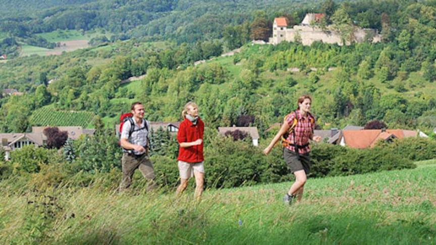 Haßberge i Tyskland är en av Lindesbergs vänorter som kan vara resmål för kommunens resestipendium.