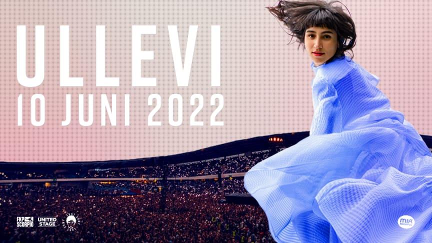 Laleh på Ullevi 2022