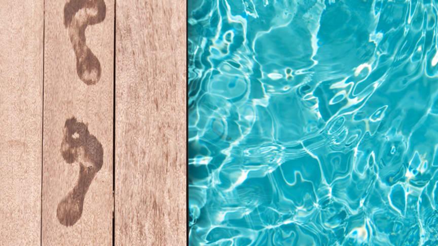 Hautpilze lauern oft im Schwimmbad. Bild: Delphimages | fotolia