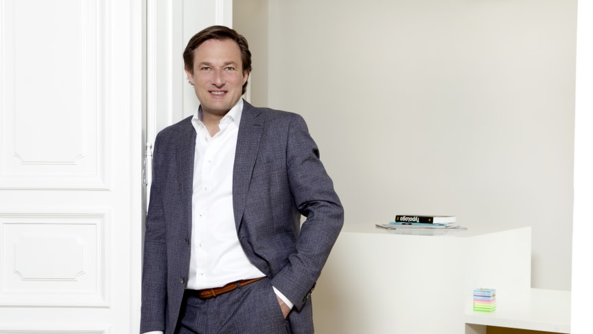CEO Tobias Phleps © Superunion Germany