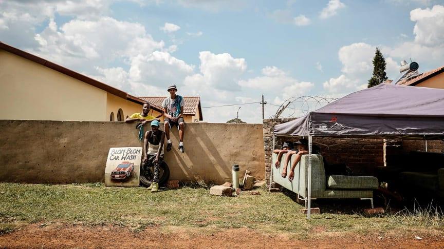 Finden keinen Job: Sieben von zehn jungen Menschen in Südafrika sind arbeitslos. Foto: Michela Morosini, Ennerdale 2018 (Foto zur Verwendung nur im Kontext der SOS-Kinderdörfer)