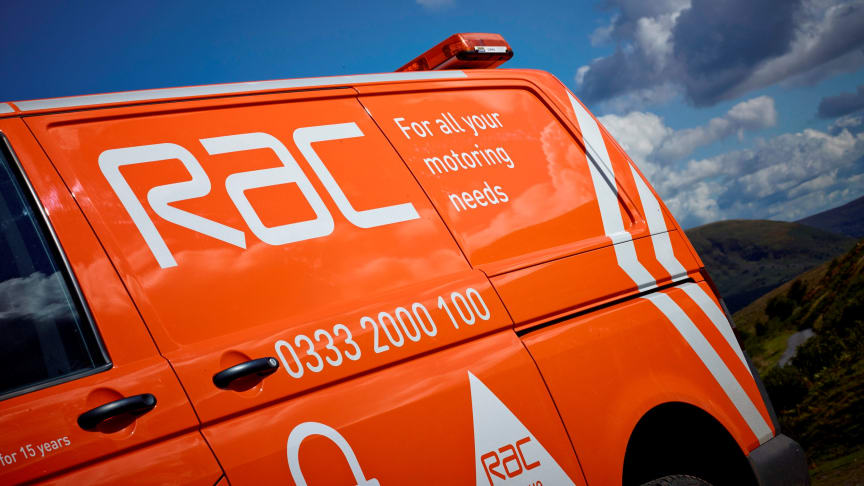 David Wallace, managing director RAC Business Roadside