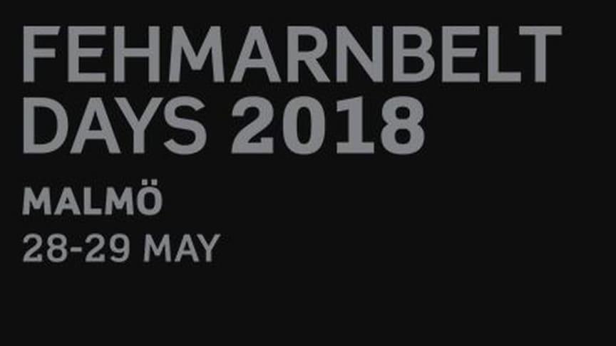Scandlines deltager atter i Fehmarnbelt Days