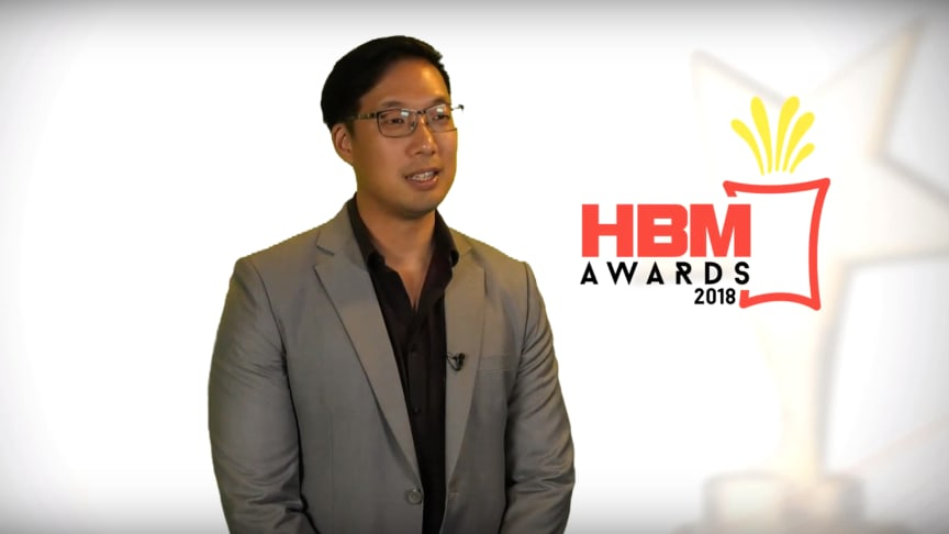 John-Son Ooi from EPIC Collective was one of our three winners in the inaugural Hong Bao Media Savvy Awards 2018 in Malaysia