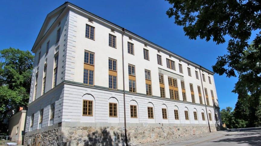 Kasern II på Skeppsholmen