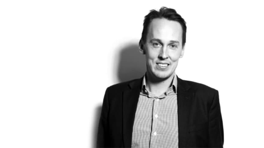 Johan Görgård, ny VD för Health & Sports Nutrition Group HSNG AB