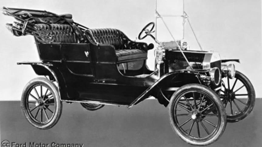 150 år siden Henry Ford ble født
