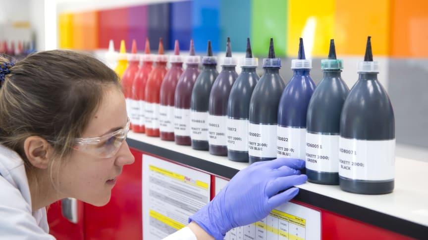 Flint Group Lab Colors