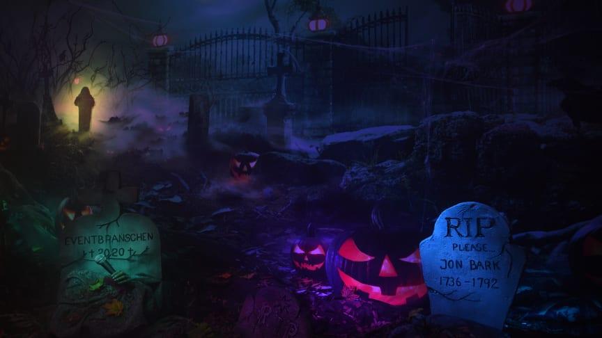 Halloween har hittat till Nordstan