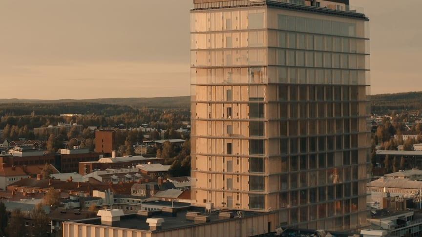 The Wood Hotel by Elite - en av världens högsta träbyggnader
