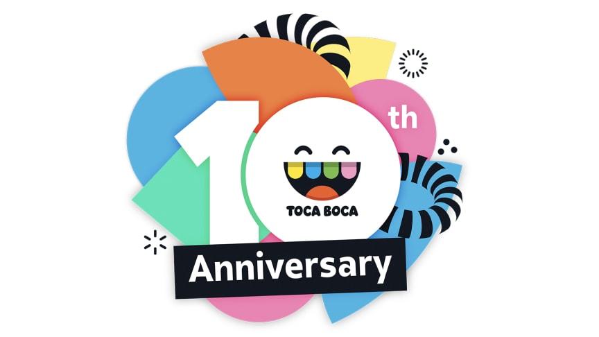Toca Boca firar 10 år