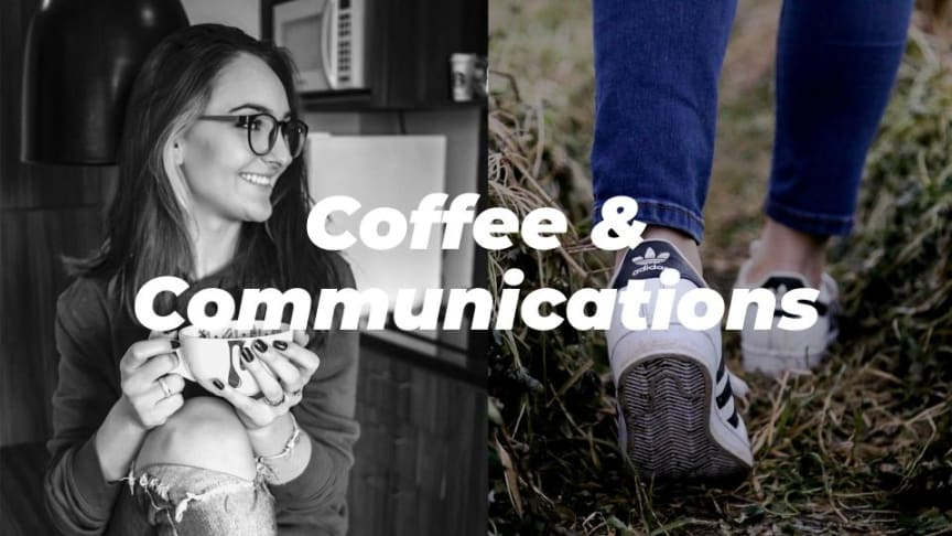 Coffee & Communications webinar: How to succeed with your storytelling